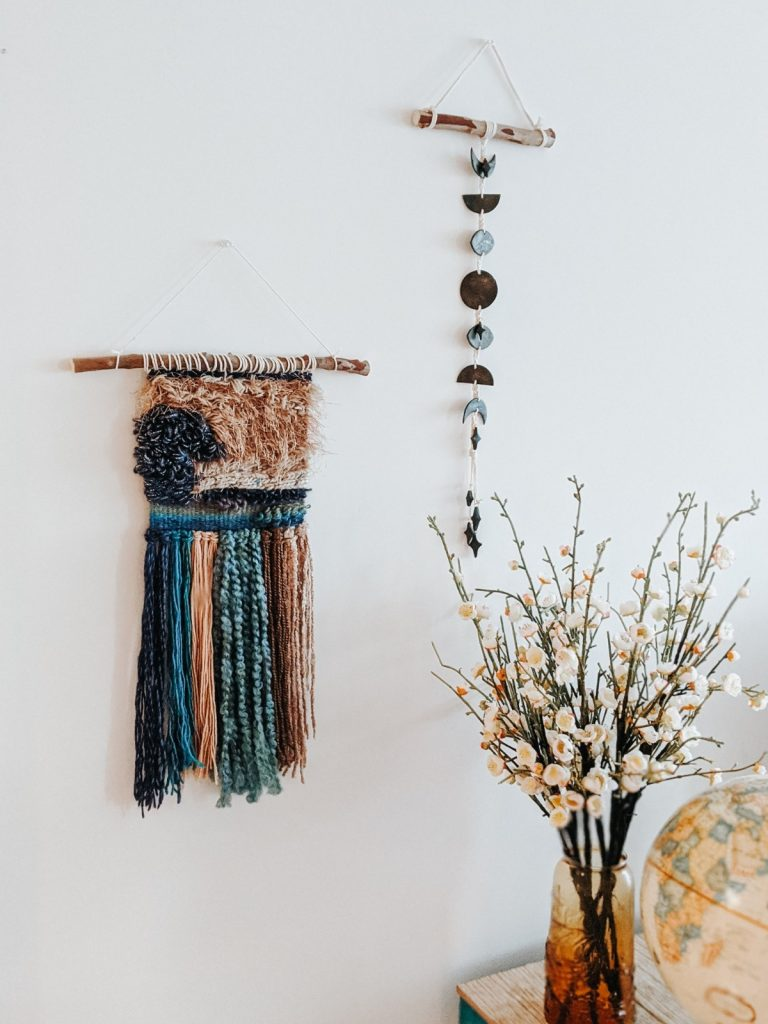Tomentum Wall Hanging by WhimsyJuice