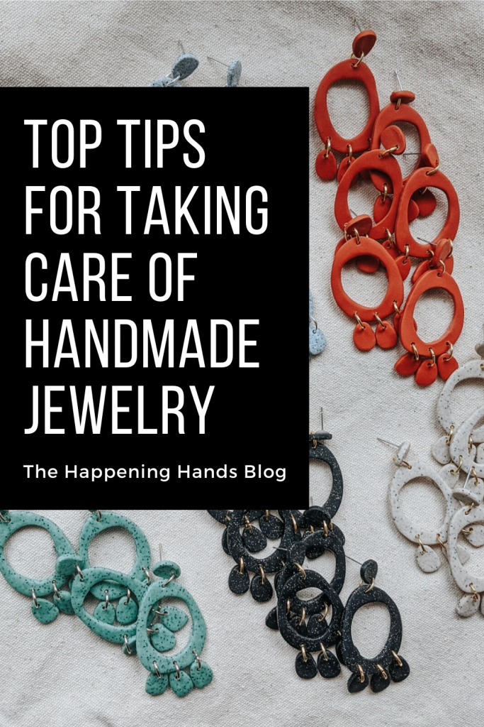 Top Tips for Taking Care of Handmade Jewelry