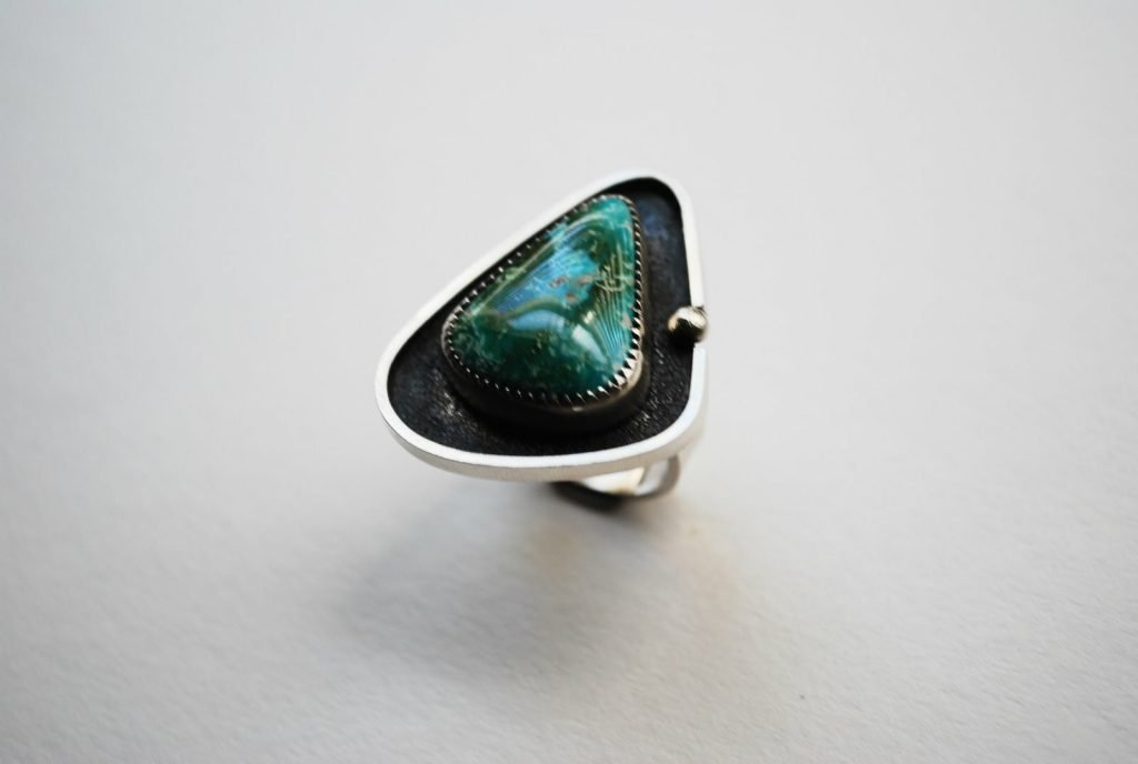 Courageous Ring from Wild Child Jewelry Designs