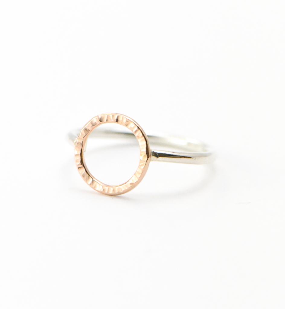 Minimal Aro Ring by Rocky Pardo Jewelry