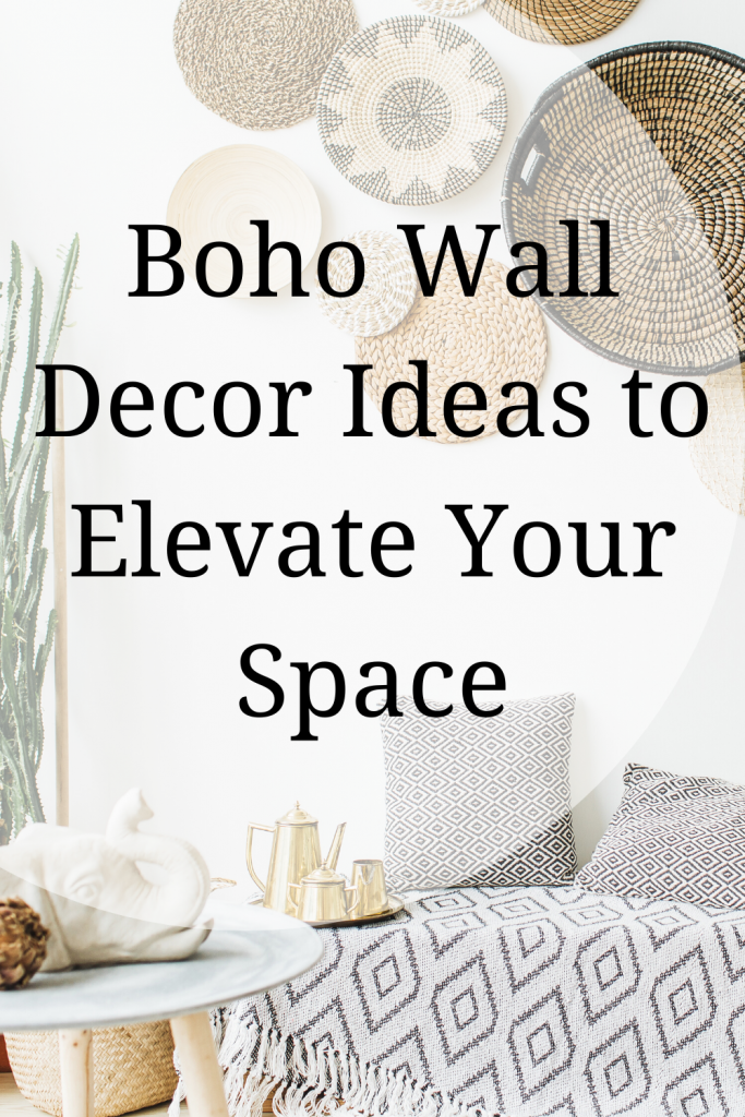 Boho Wall Decor Ideas to Elevate Your Space
