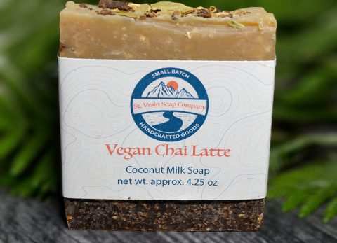 Vegan Chai Latte Handmade Soap